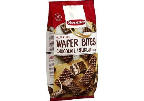 Semper Chocolade Wafeltjes (Wafer Bites) (THT 27-2-2019)