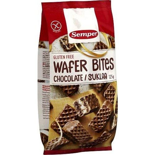 Semper Chocolade Wafeltjes (Wafer Bites)
