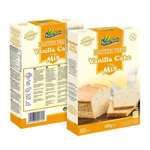 Sam Mills Vanille Cake Mix