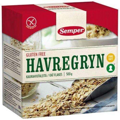 Semper Havervlokken (Havregryn) (THT 7-11-2018)