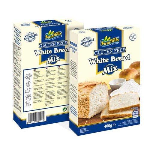 Sam Mills Wit Brood Mix