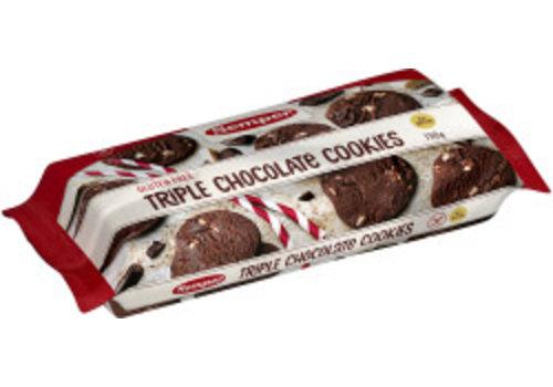 Semper Triple Chocolate Cookies