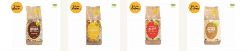 Glutenvrije producten van Leev kopen? Wat je nog niet wist over dit merk