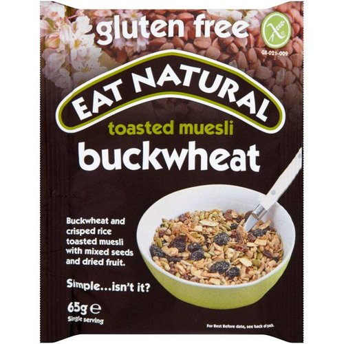 Eat Natural Boekweit Muesli