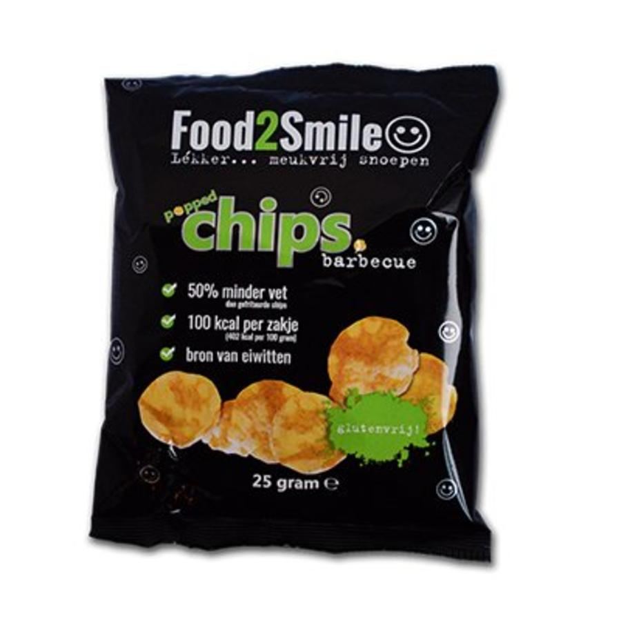 Popped Chips Barbecue