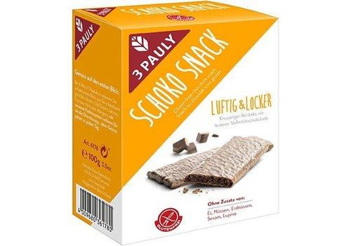 3Pauly Schoko Snack