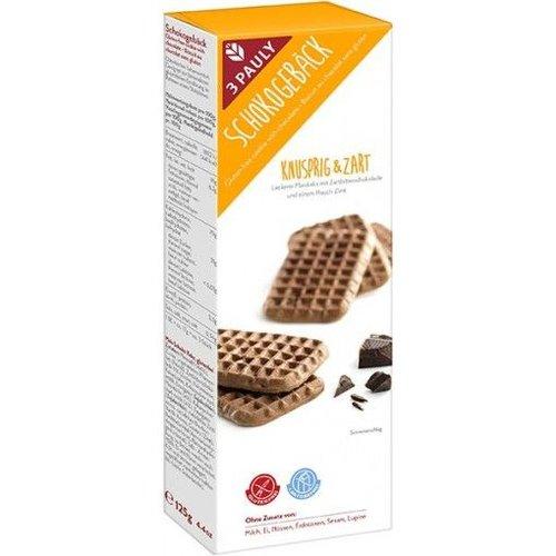 3Pauly Koffiekoekjes Chocolade