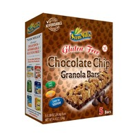 Chocolate Chip Granola Bars (5 stuks)