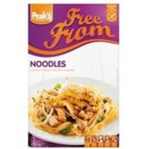 Peak's Free From Noodles