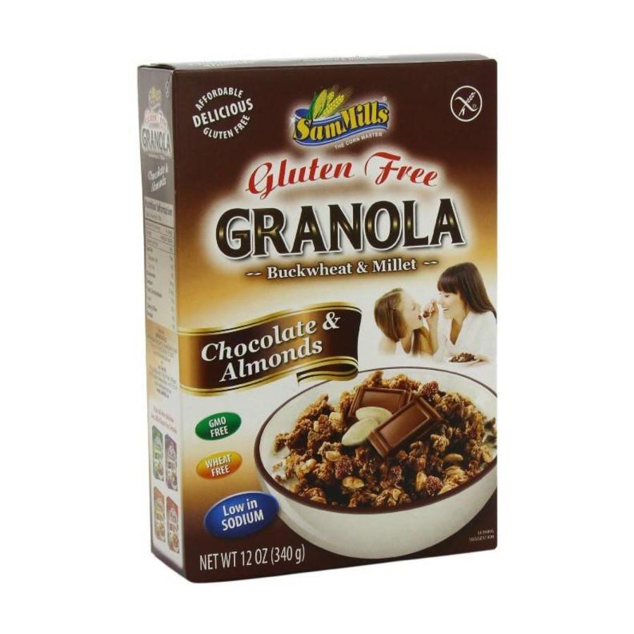 Granola Chocolate & Almonds