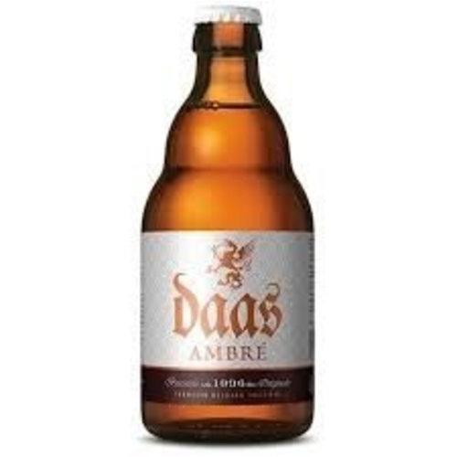 Daas Premium Belgisch Ambré Bier Biologisch