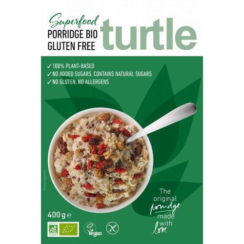 Turtle Havermout Porridge Superfood Biologisch