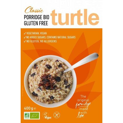 Turtle Havermout Porridge Classic Biologisch (THT 18-8-2018)