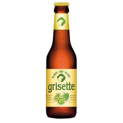 Grisette Blond Bier Biologisch