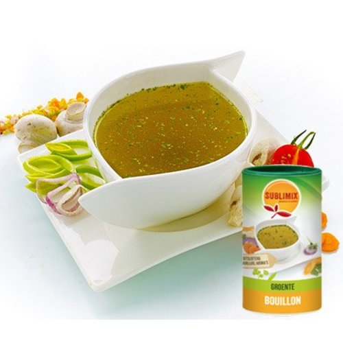 Sublimix Groentebouillon 230g