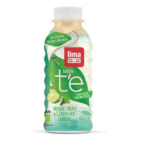 Lima Green T'e Munt & Limoen Biologisch