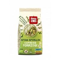 Matcha Spirulina Express Porridge Biologisch