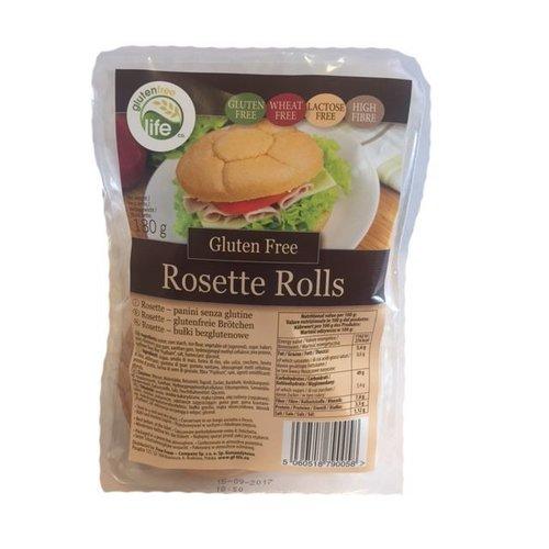Gluten Free Life Rosette Broodjes (THT 6-7-2018)
