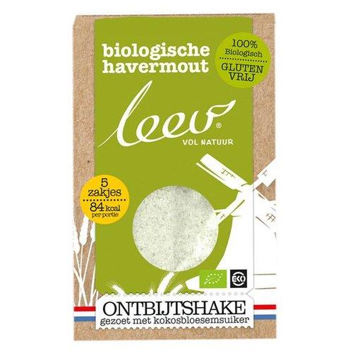 Leev Ontbijtshake Havermout Biologisch (THT 17-5-2018)