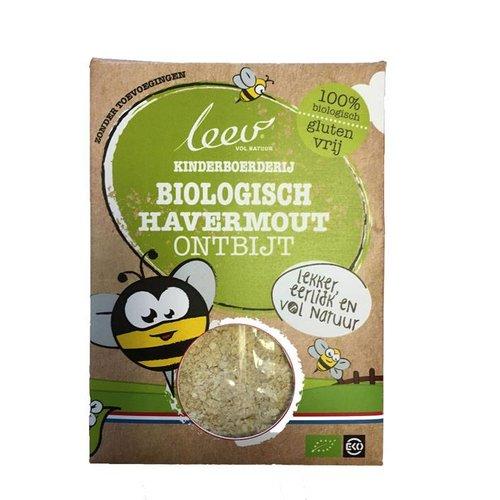 Leev Kinderboerderij Havermout Ontbijt Biologisch