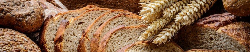 Verschil tussen glutenvrij wit, bruin, meergranen, meerzaden en volkoren brood