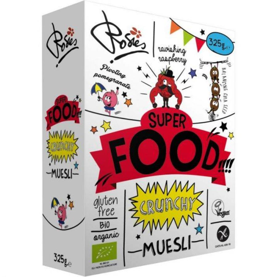 Superfood Crunchy Biologisch