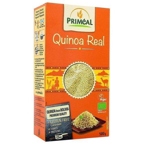 Primeal Quinoa Real Biologisch