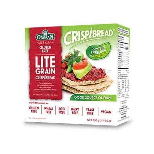 Orgran Crackers Lite Grain (THT 3-11-2018)