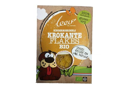 Leev Kinderboerderij Krokante Flakes Biologisch