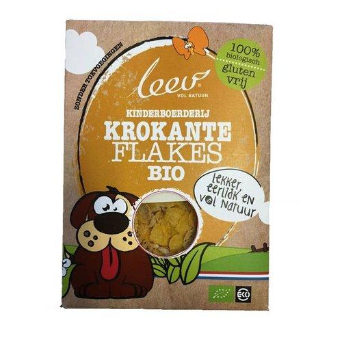 Leev Kinderboerderij Krokante Flakes Biologisch (THT 5-4-2018)