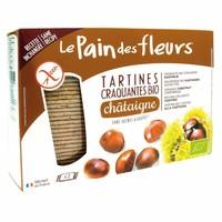 Kastanje Crackers Biologisch Grootverpakking