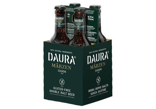 Estrella Damm Daura Glutenvrij Dubbel Malt Bier 4-pack