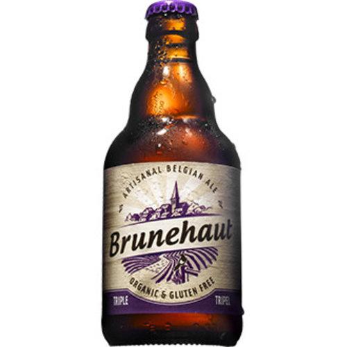 Brunehaut Tripel Bier Biologisch