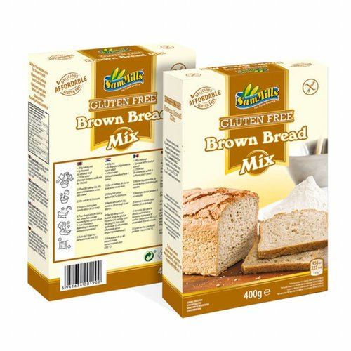 Sam Mills Bruin brood Mix