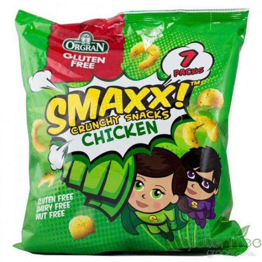 SMAXX! Crunchy Snacks Chicken Flavour