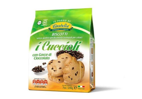 Farabella Chocolate Chip Cookie (THT 28-7-2018)
