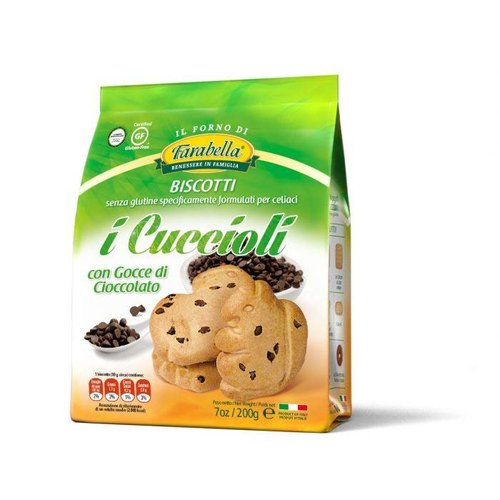 Farabella Chocolate Chip Cookie (THT 28-7-2018)