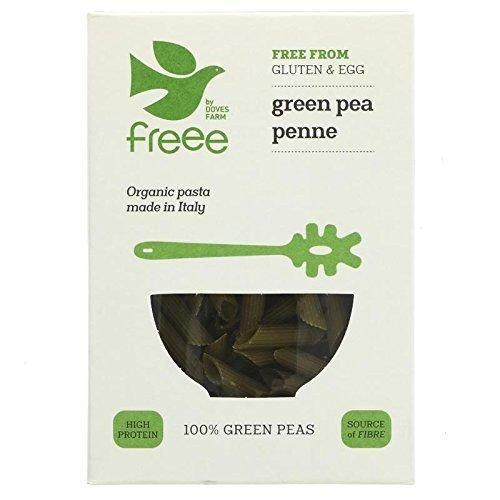 Doves Farm Groene Erwten Penne Biologisch