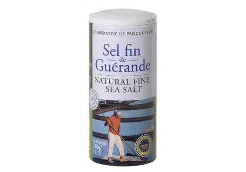 Le Guerandais Fijn Keltisch Natuurlijk Zeezout