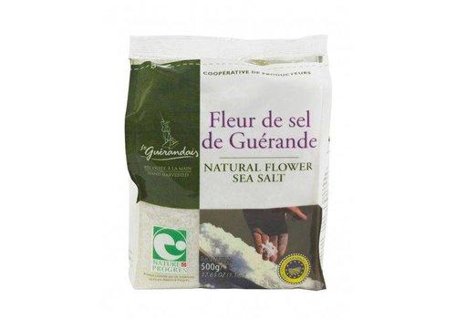 Le Guerandais Natuurlijke Keltische Bloem Zeezout Navulzak