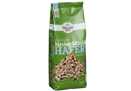 Bauckhof Havermuesli Bircher Biologisch