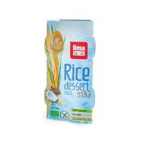 Rijstdessert Kokos Mokka Biologisch
