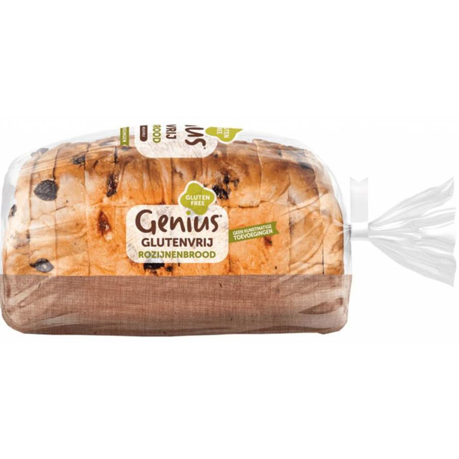 Rozijnenbrood (Fruitbrood)