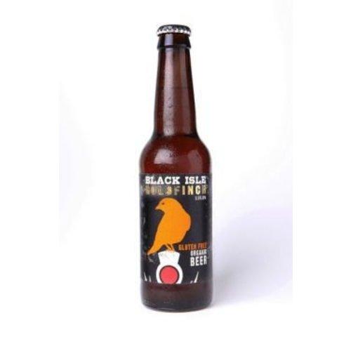 Black Isle Goldfinch Bier Biologisch (THT 05-06-2018)