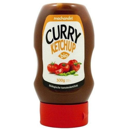 Machandel Curry Ketchup Biologisch