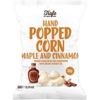 Hand Popped Corn Maple and Cinnamon biologisch