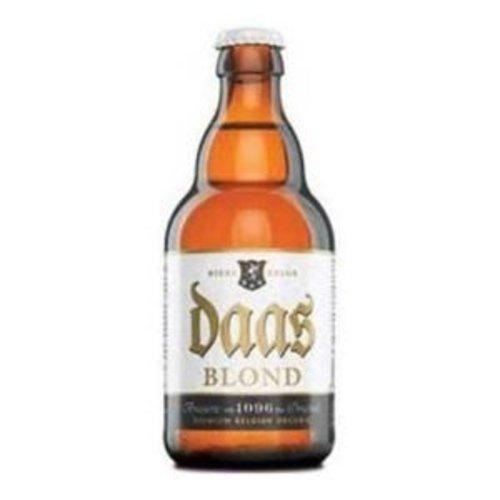 Daas Premium Belgisch Blond Bier Biologisch