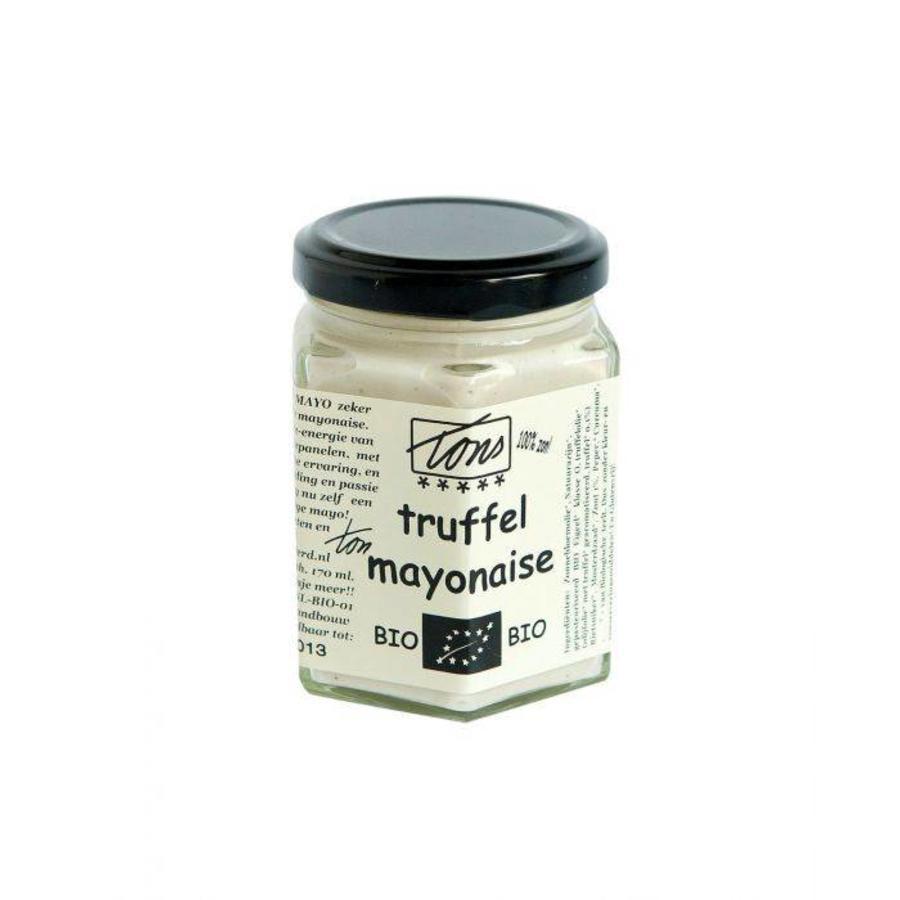 Truffel Mayonaise Biologisch