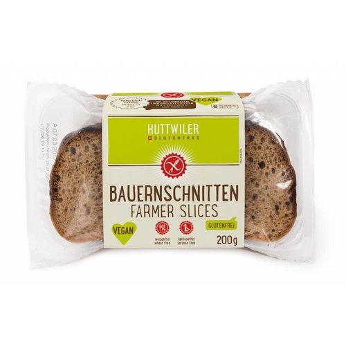 Huttwiler Gesneden Boeren Brood