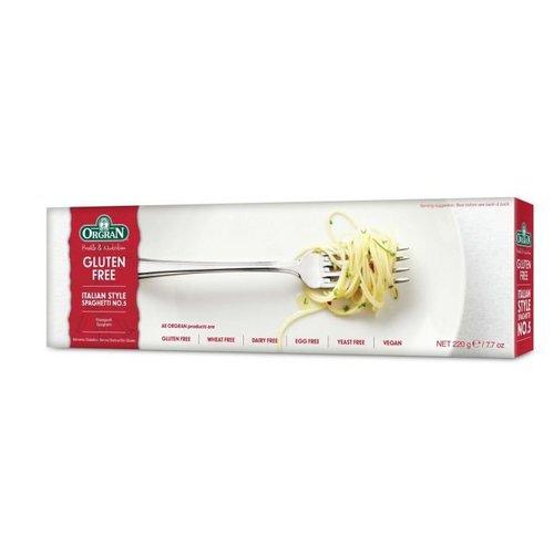 Orgran Italian Style Spaghetti No. 5